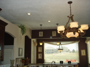 residential painting, interior